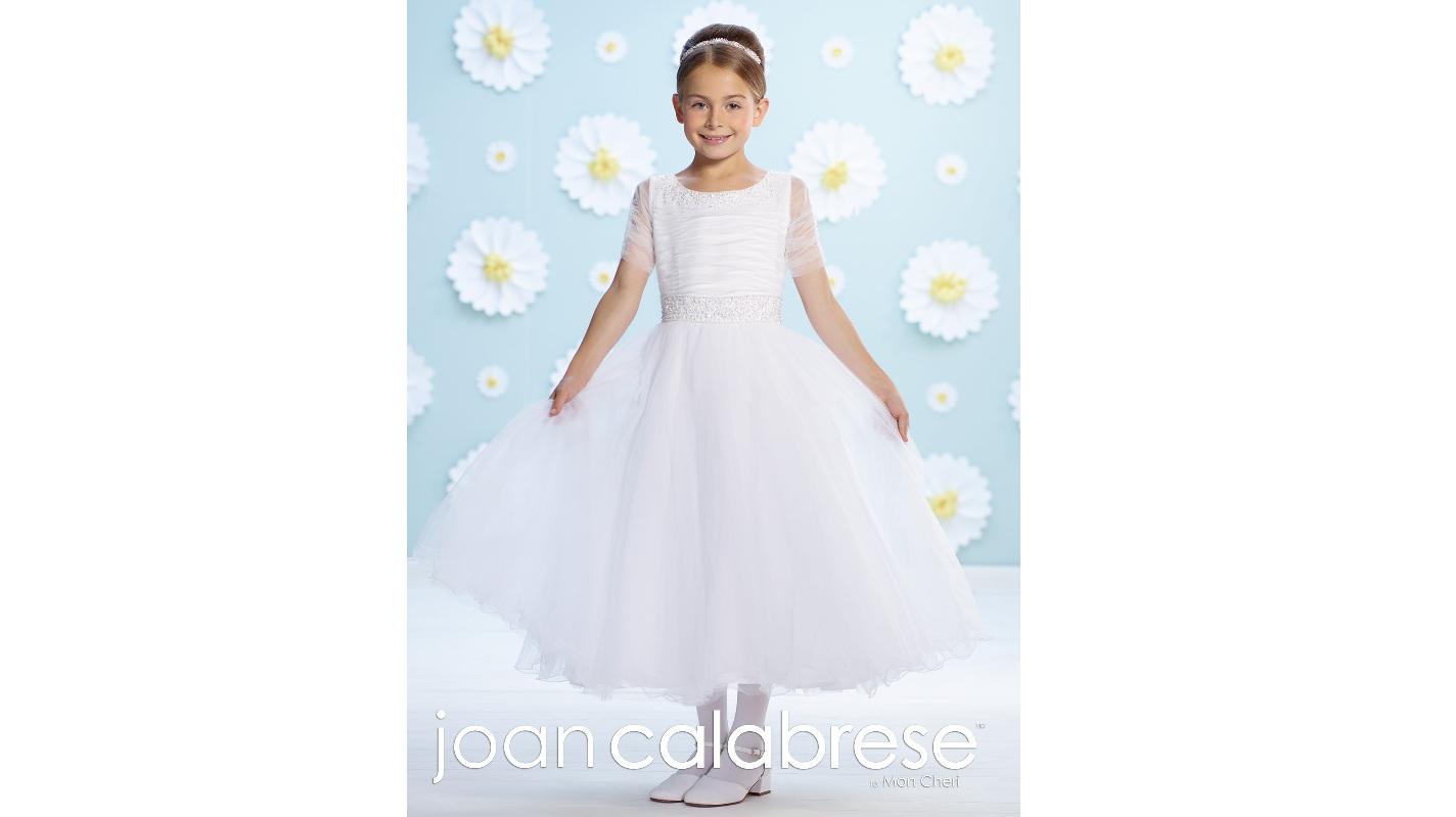 edd7d22823f Joan Calabrese Communion Dresses